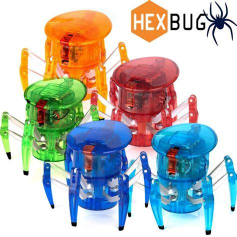 prowin nano spider 10000 orange hexbug spider rc micro hex bug robot robotic