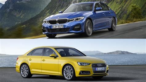 2019 Vs 2020 Bmw 3 Series by Audi A4 News Reviews Specifications Prices