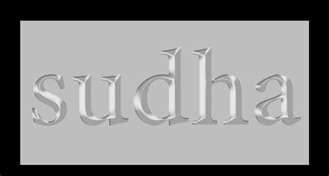 metal typography photoshop tutorial best metal text effect photoshop tutorial all design