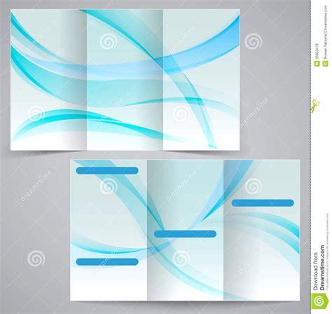 youth soccer tri fold brochure template design