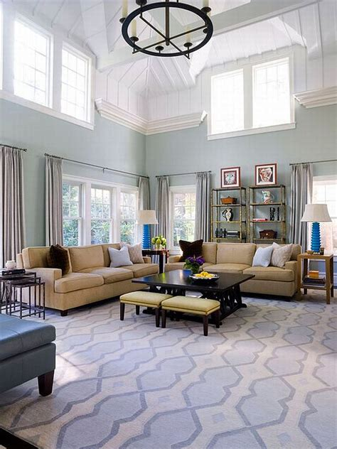 blue livingroom 20 blue living room design ideas
