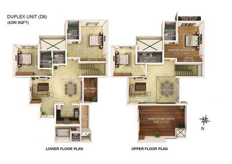home plan design 4 bhk rj group