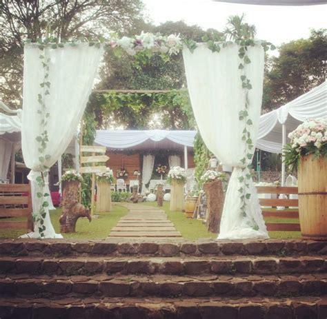 Wedding Outdoor Bandung by 3 Tempat Wedding Outdoor Di Bandung Daerah Dago Sarrahgita