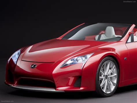 lexus lfa concept lexus lfa roadster concept car images exotic car wallpaper