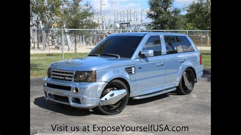 black chrome range rover chrome range rover sport exposeyourself