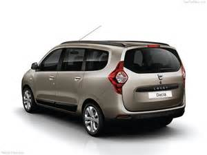 Dacia And Renault 2013 Renault Dacia Lodgy Review Price Interior