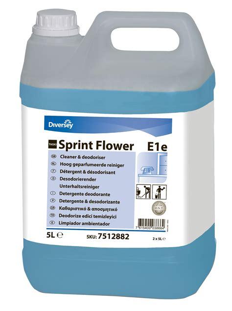 Taski flower sprint cleaning Air freshener E1e 2X5L