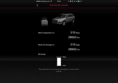 llega la 250 ltima actualizaci 243 n de la app audi mmi connect