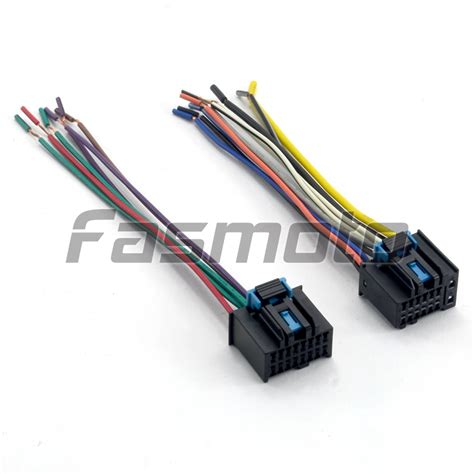 car radio wiring harness adapters wiring diagram 2018