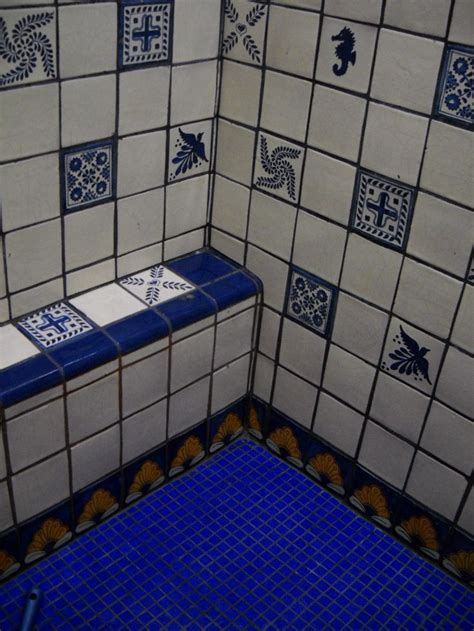 mexican tile bathroom ideas 56 best ideas about hispanic tiles bathroom on pinterest