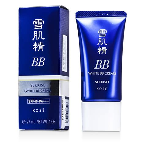 Kose Sekkisei White Bb kose new zealand sekkisei white bb spf40 pa