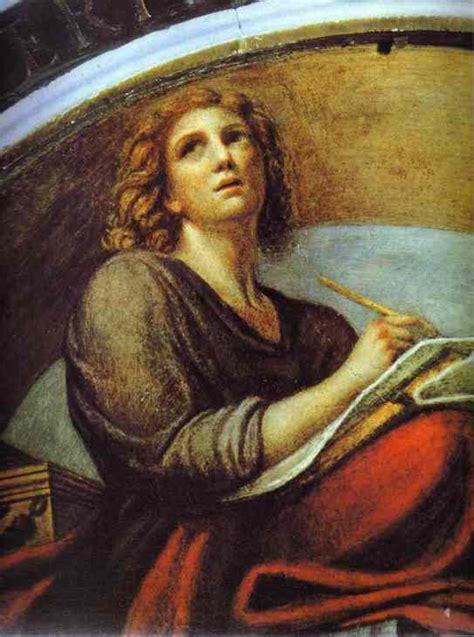 when did st live correggio the evangelist olga s gallery