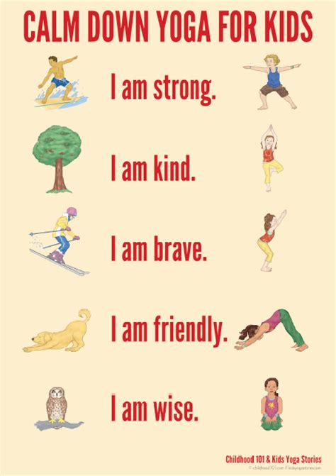 printable children s yoga cards how to play with yoga cards for kids kids yoga stories