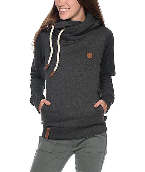Hoodie Jaket Sweater Volvo Terlaris naketano darth viii anthracite melange hoodie zumiez