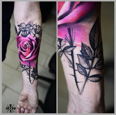 dark rose tattoo studio 77 best timur lysenko artist redberry