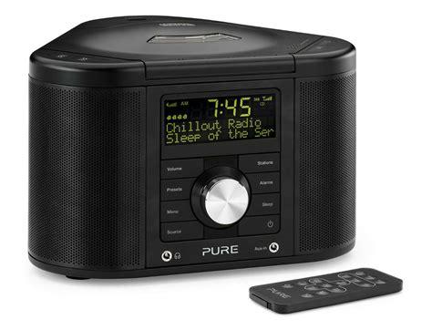 chronos cd series 2 dab fm alarm clock radio cd player hifi