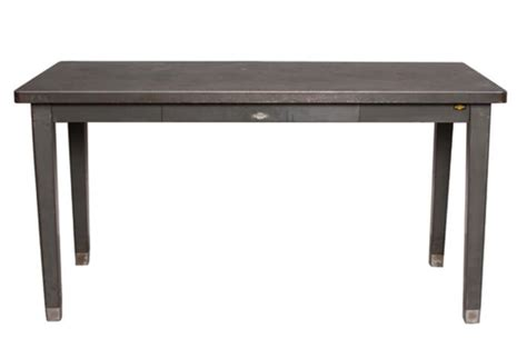 White Wood Coffee Table Metal Table With Drawer Omero Home