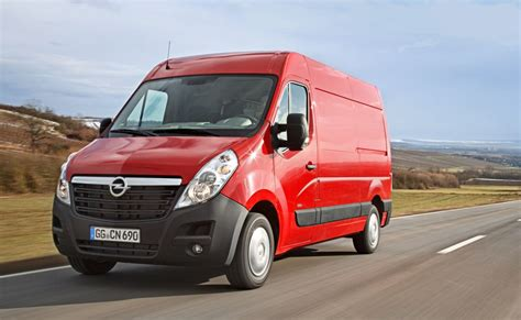 opel movano facelift opel movano und renault master