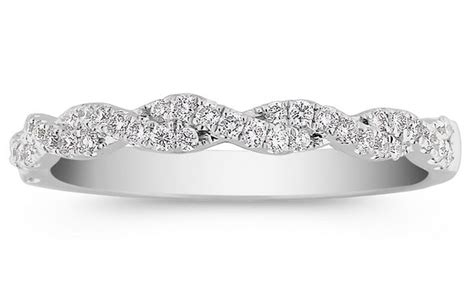 Infinity   Wedding Bands from MDC Diamonds