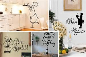 La cucina the kitchen wall quote sticker vinyl decal kootation