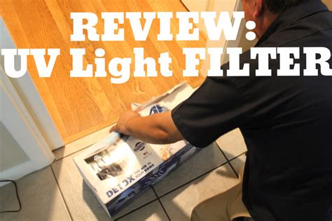 Uv Light For Ac Reviews by Review Uv Light Installation Into Home Hvac System