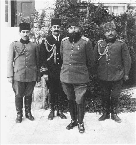 Palestine Ottomane by Djemal Pacha Commandant De La Iv Armee Ottomane En Syrie