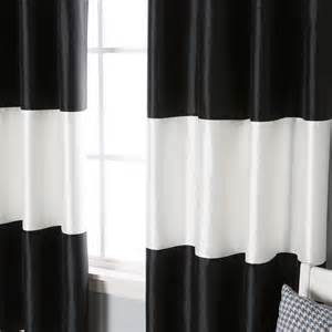 And white curtains target black and white striped curtains target
