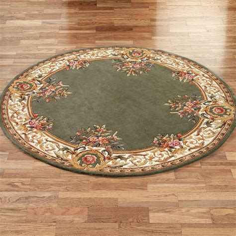 round accent rugs harmony border round area rugs