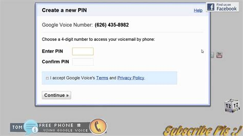 get mobile number how to get a free telephone number using voice