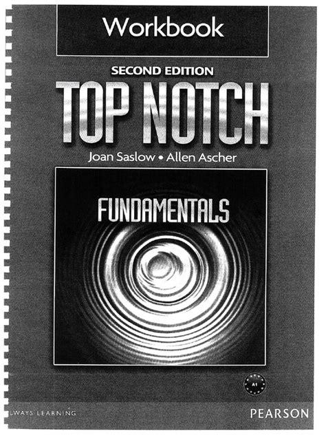 Top Notch Fundamentals SB - Workbook (2nd Edition).pdf