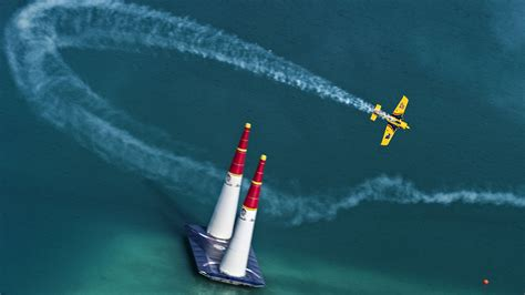 air race bull air race touches in croatia the flying bulls