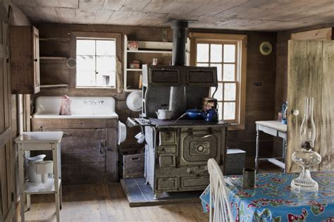 cabin kitchen cabinets kitchen old fashioned rustic cabin kitchens also decorated