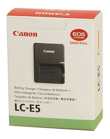 Charger Canon Lc E5 For Battery Canon Lp E5 canon lc e5 compact battery charger for canon lp e5 battery 3047b001 163 33 55