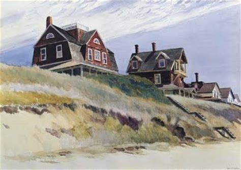 Wellfleet By The Sea Cottages by Wellfleet Cape Cod Edward Hopper S Cape Cod Cottages And
