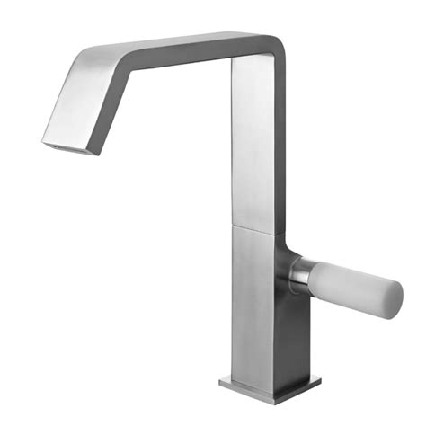 rubinetti acciaio miscelatore lavello da cucina acciaio rubinetterie quadro