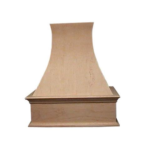 Unfinished Furniture Kitchen Island Range Hoods Air Pro Formerly Fujioh Decorative Curve