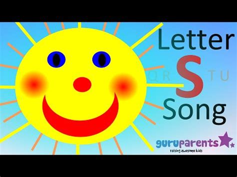 Letter Song by Learn The Letter S Song