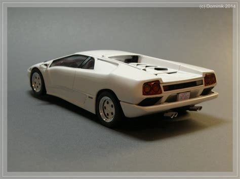Lamborghini Diablo Model Car by Lamborghini Diablo Under Glass Model Cars Magazine Forum