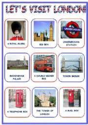english teaching worksheets london