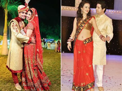 hollywood celebrities who got married in india 10 biggest tv celebrity weddings this year entertainment