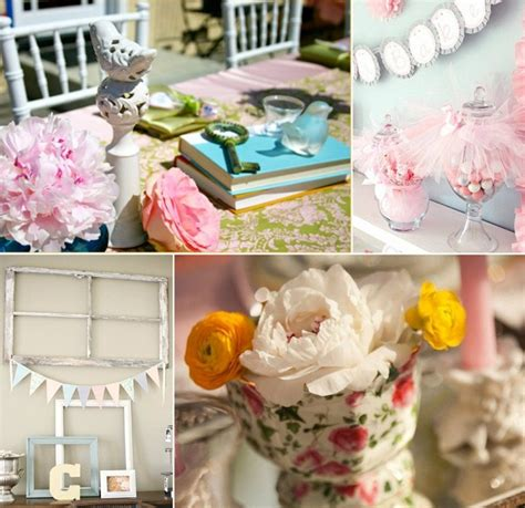 shabby chic baby shower ideas shabby chic baby shower inspiration celebrations at home