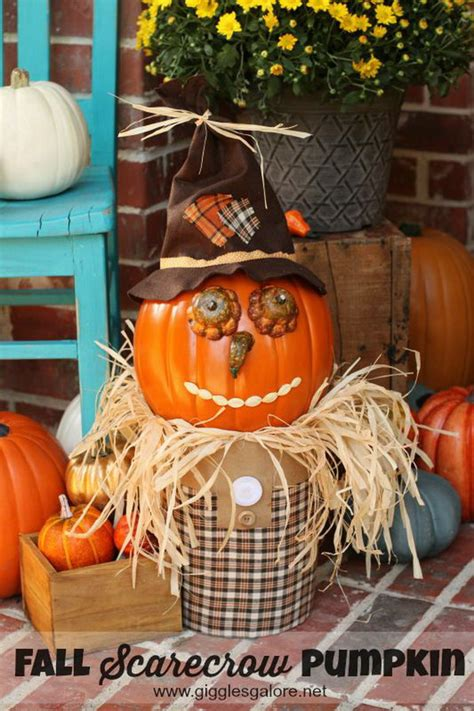creative diy scarecrow ideas  kids   fun