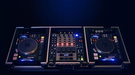 Mix Table by Mixing Tables Dj 2048x1152 Wallpaper High Quality