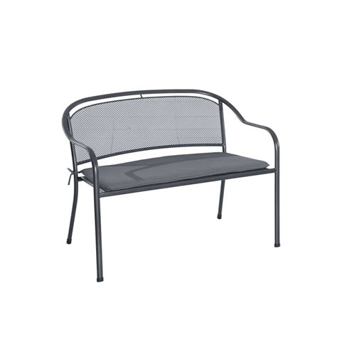 garden bench bunnings marquee steel mesh bench bunnings warehouse
