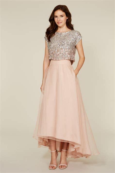 Bridesmaid Dresses Separates Uk - trend alert bridesmaid separates bridesmaid dress