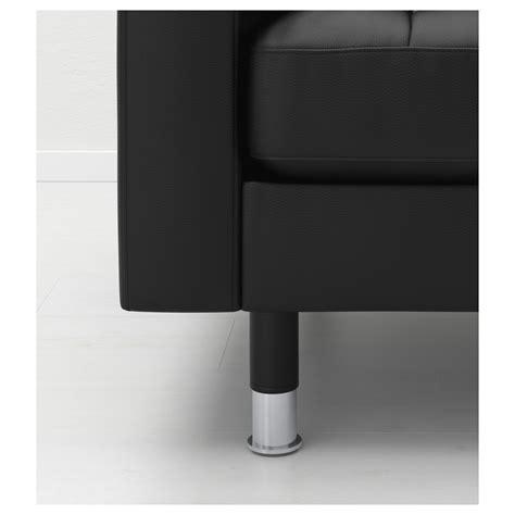 ikea legs for sofa landskrona leg metal 15 cm ikea