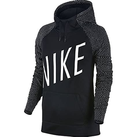 Promo Diskon Nike Hodie Text Black review women s nike therma hoodie black