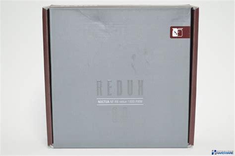 Noctua Nf R8 Redux Pwm Review Noctua Redux Fan Series Actualidadhardware