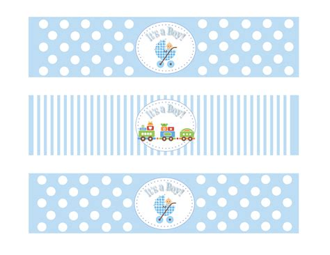 Unavailable Listing On Etsy Water Bottle Baby Shower Labels Template