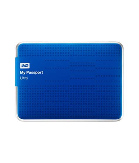 Hardisk 2tb Harddisk Wd Passport Ultra 2tb 21 wd my passport ultra 2tb portable external drive blue buy rs snapdeal